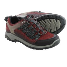 Chaco OutCross Evo 3 Hiking Shoes (For Men) in Fired Brick - Closeouts
