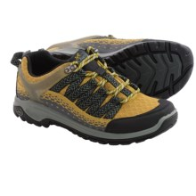 Chaco OutCross Evo 3 Hiking Shoes (For Men) in Sulphur - Closeouts