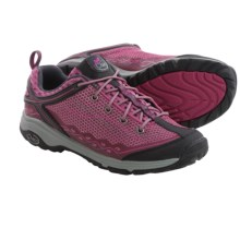 Chaco OutCross Evo 3 Hiking Shoes (For Women) in Violet Quartz - Closeouts