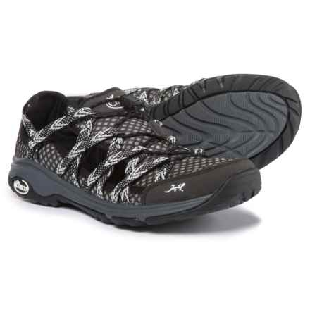 Chaco OutCross Evo Free Water Shoes (For Women) in Black - Closeouts