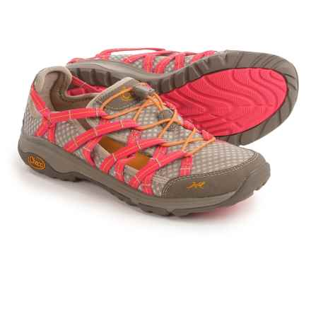 Chaco OutCross Evo Free Water Shoes (For Women) in Rouge - Closeouts