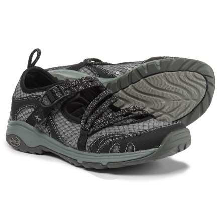 3a8e0a72b8c1 Chaco OutCross Evo Mary Jane Water Shoes (For Women) in Black - Closeouts