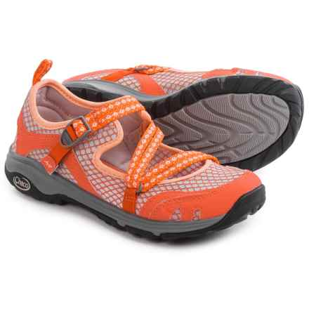 Chaco OutCross Evo Mary Jane Water Shoes (For Women) in Quito Grapefruit - Closeouts