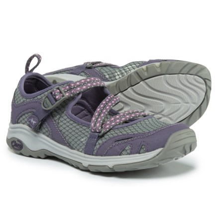 c33ceab380 Chaco OutCross Evo Mary Jane Water Shoes (For Women) in Quito Plum -  Closeouts