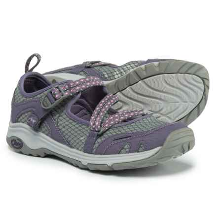 Chaco OutCross Evo Mary Jane Water Shoes (For Women) in Quito Plum - Closeouts