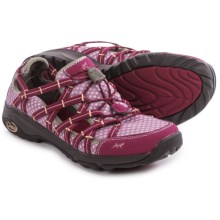Chaco OutCross Free Water Shoes (For Women) in Malbec - Closeouts