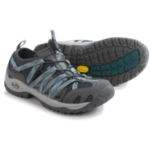 Chaco OutCross Lace Pro Water Shoes - Vibram® Outsole (For Women) in Jasper - Closeouts