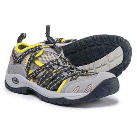 Chaco OutCross Lace Pro Water Shoes - Vibram® Outsole (For Women) in York Eclipse