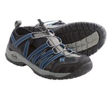Chaco Outcross Lace Shoes (For Men) in Steel - Closeouts
