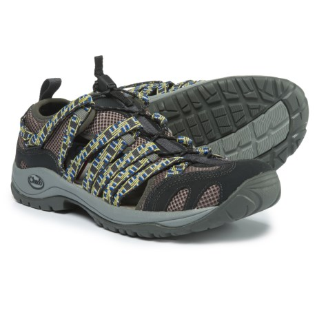 Chaco Outcross Pro Lace Water Shoes - Vibram® Outsole (For Men) in Kaduna Night