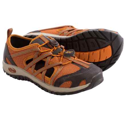 Chaco OutCross Water Shoes (For Little Kids) in Umber - Closeouts