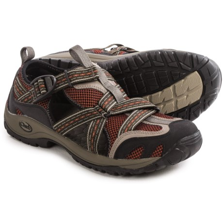 Chaco Outcross Web Pro Water Shoes Vibram(R) Outsole (For Men)