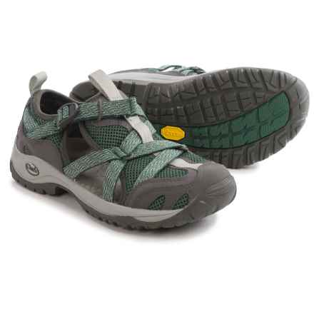 Chaco OutCross Web Pro Water Shoes - Vibram® Outsole (For Women) in Jasper - Closeouts