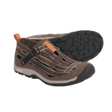 Chaco Paradox Technical Sandals - Slip-Ons (For Women) in Chocolate - Closeouts