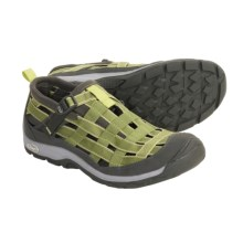 Chaco Paradox Technical Sandals - Slip-Ons (For Women) in Pesto - Closeouts