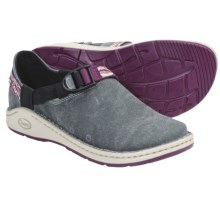 Chaco Pedshed Canvas Shoes (For Women) in Current - Closeouts