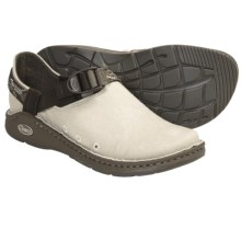 Chaco Pedshed Canvas Shoes (For Women) in Lush - Closeouts