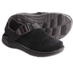 Chaco Pedshed EcoTread Shoes - Slip-Ons (For Kids) in Olivine