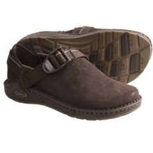 Chaco Pedshed EcoTread Shoes - Slip-Ons (For Youth Boys and Girls) in Chocolate Brown - Closeouts