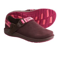 Chaco Pedshed EcoTread Shoes - Slip-Ons (For Youth Boys and Girls) in Fig - Closeouts