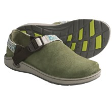 Chaco Pedshed EcoTread Shoes - Slip-Ons (For Youth Boys and Girls) in Olivine - Closeouts