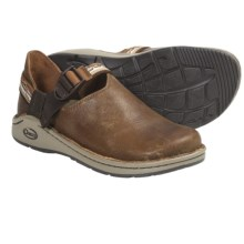 Chaco Pedshed Shoes - Leather (For Women) in Sienna - Closeouts