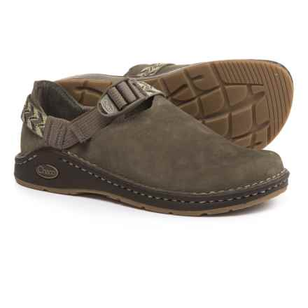 Chaco Pedshed Shoes - Nubuck (For Women) in Bungee Cord - Closeouts