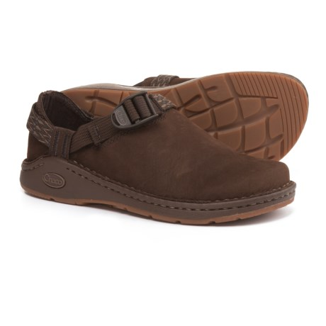 Chaco Pedshed Shoes - Nubuck (For Women) in Java