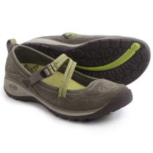 Chaco Petaluma MJ Shoes - Suede (For Women) in Bungee - Closeouts