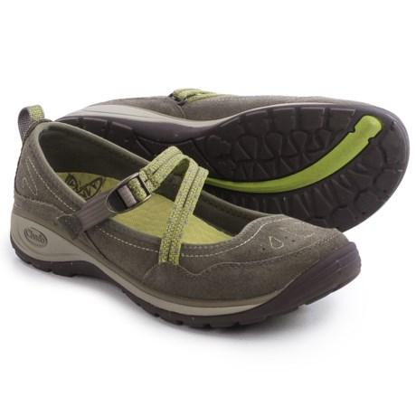 Chaco Petaluma MJ Shoes Suede (For Women)