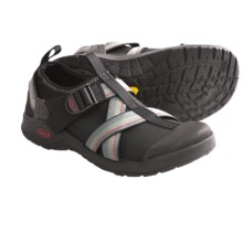 Chaco Ponsul Bulloo Water Shoes (For Men) in Red Line - Closeouts
