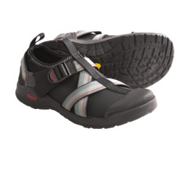 Chaco Ponsul Bulloo Water Shoes (For Men) in Red Line