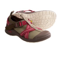 Chaco Ponsul Bulloo Water Shoes (For Women) in Salmon Run - Closeouts