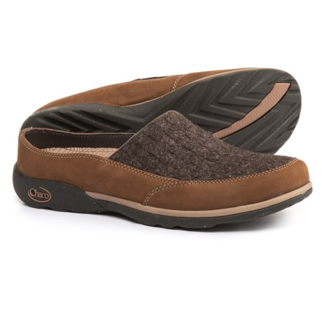 Chaco Quinn Shoes - Slip-Ons (For Women) in Java