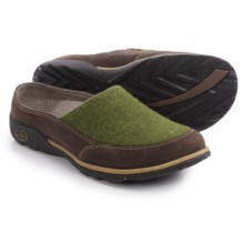 Chaco Quinn Shoes - Slip-Ons (For Women) in Moss - Closeouts