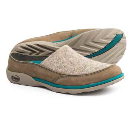 Chaco Quinn Shoes - Slip-Ons (For Women) in Sandstone - Closeouts