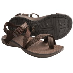Chaco Rex Sport Sandals (For Men) in Seeing Green