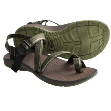 Chaco Rex Sport Sandals (For Men) in Seeing Green - Closeouts