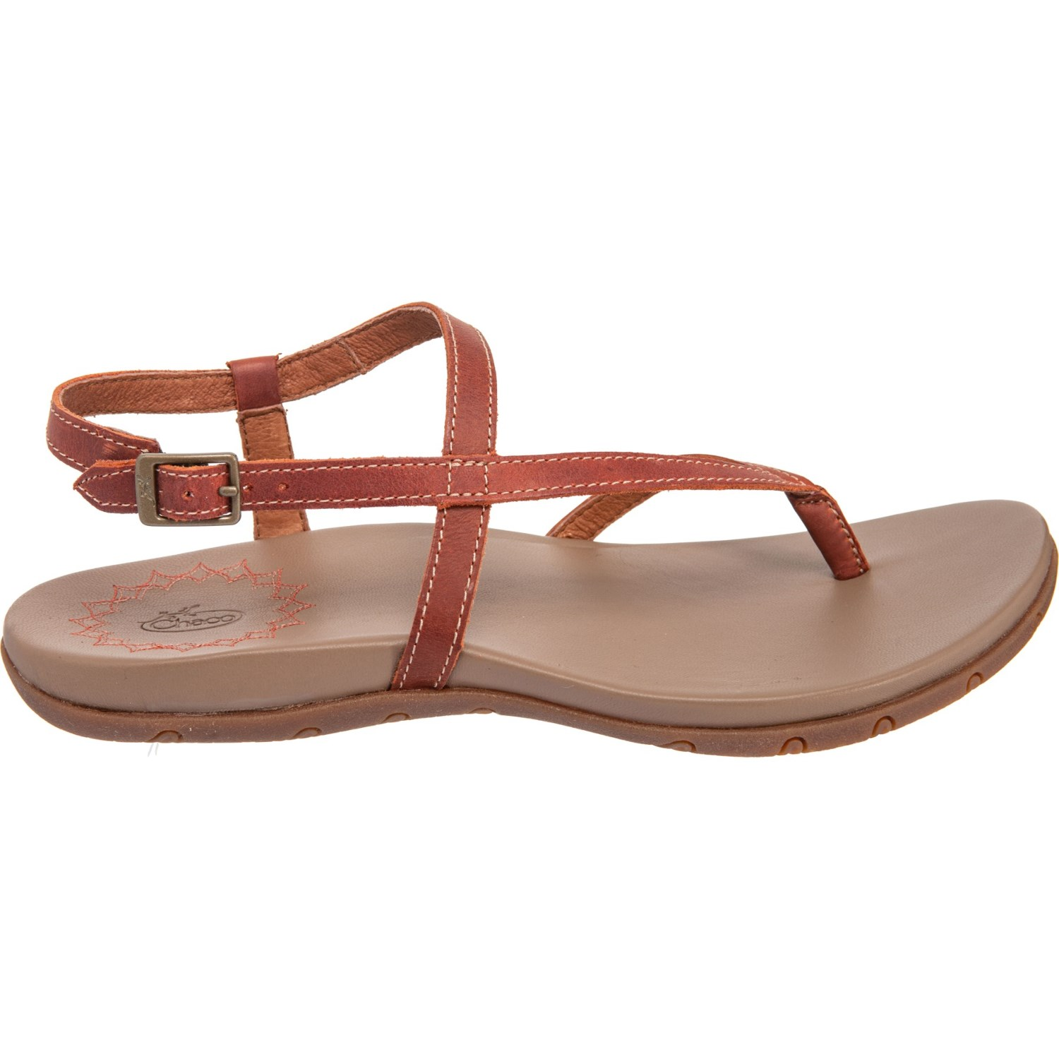 8dabe28bd29 Chaco Rowan Thong Sandals (For Women) - Save 47%