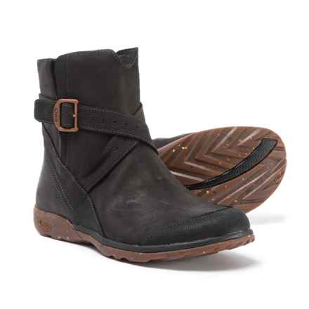 Chaco Skye Boots (For Women) in Black
