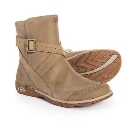 Chaco Skye Boots (For Women) in Mink