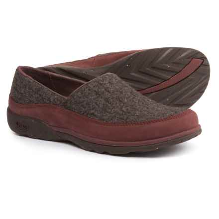 Chaco Sloan Shoes - Slip-Ons (For Women) in Baker Chocolate - Closeouts