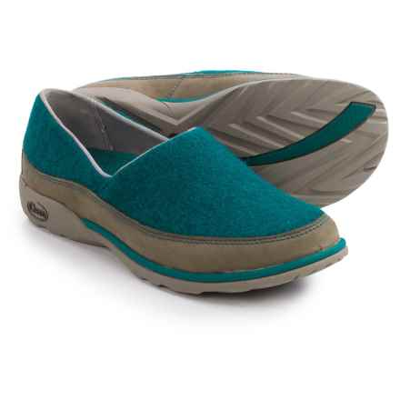 Chaco Sloan Shoes - Slip-Ons (For Women) in Bayou - Closeouts