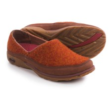 Chaco Sloan Shoes - Slip-Ons (For Women) in Brick Red - Closeouts