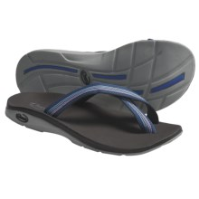 Chaco Tanana EcoTread Thong Sandals - Flip-Flops, Reycled Materials (For Women) in Checker - Closeouts
