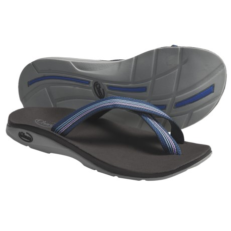 Chaco Tanana EcoTread Thong Sandals - Flip-Flops, Reycled Materials (For Women)
