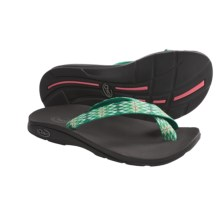 Chaco Tanana EcoTread Thong Sandals - Flip-Flops, Reycled Materials (For Women) in Missoni - Closeouts