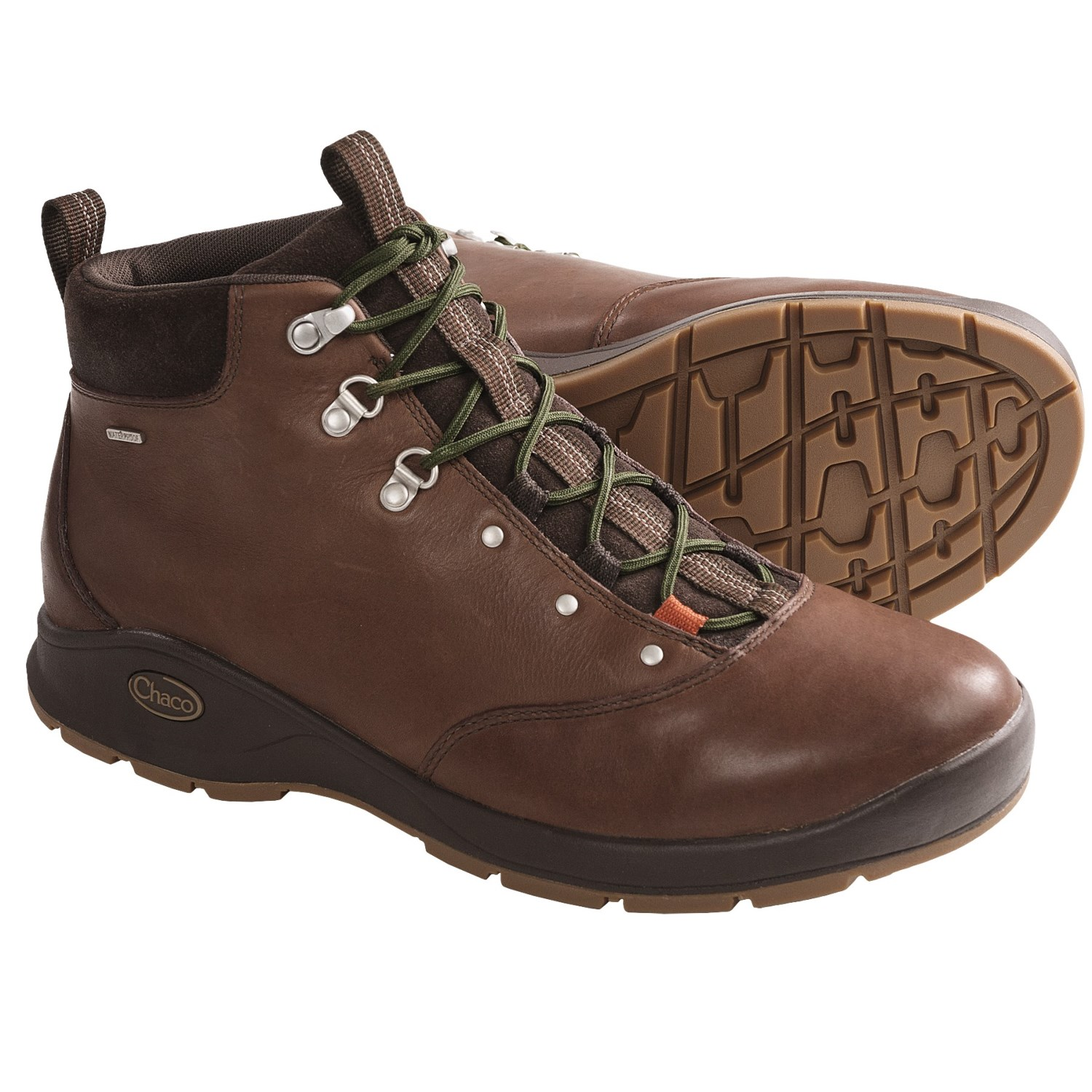 chaco tedinho boots waterproof leather for save 33
