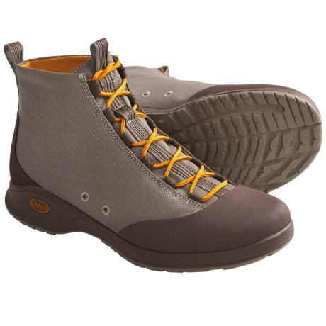 Chaco Tedinho Bulloo Boots (For Men) in Tweedy Sprout