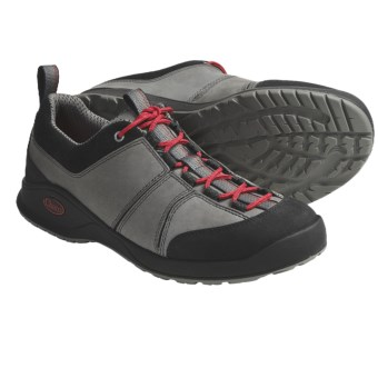 Chaco Torlan Shoes - Leather (For Men) in Redline
